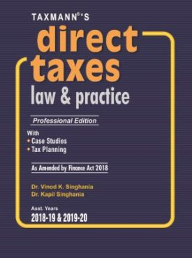 Direct Tax Laws